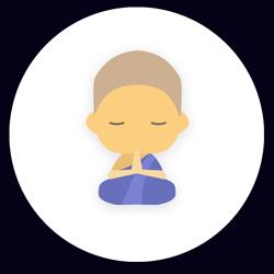 Little Monk Logo